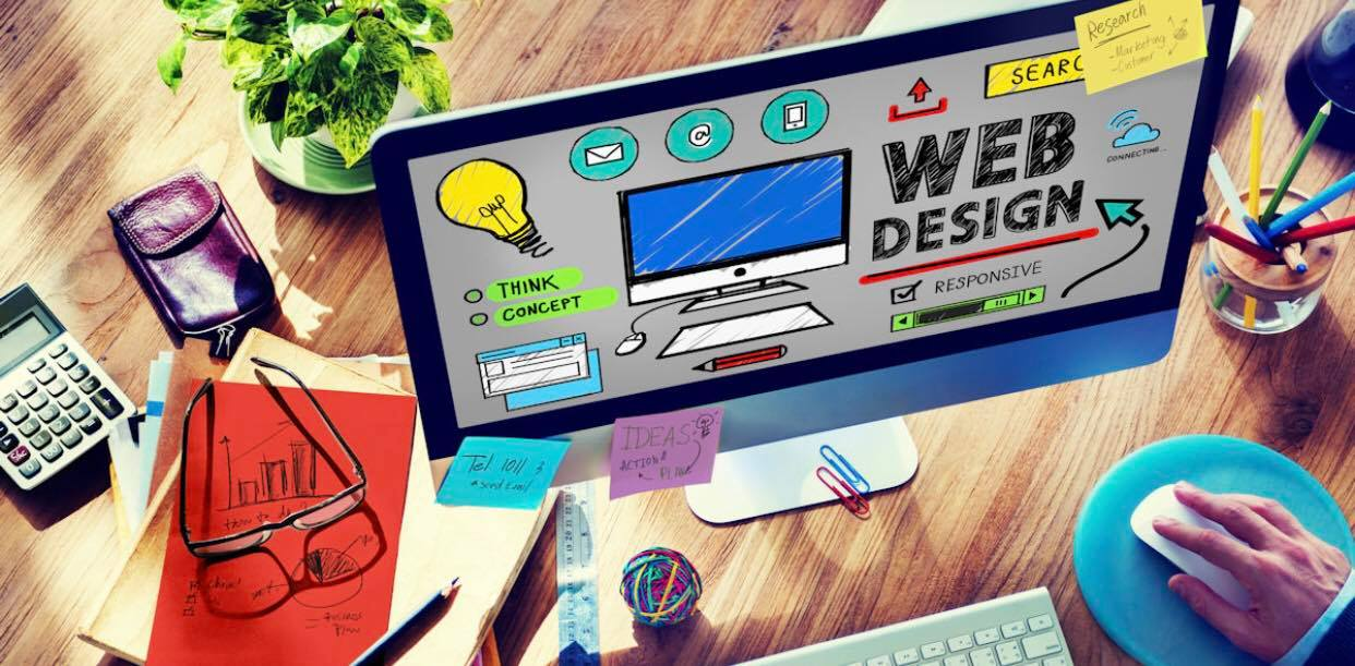 Web Design – Everything You Need to Hook Your Audience in the First Glance